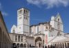 Misure di sicurezza nell'area della Basilica di Assisi