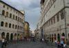 La pioggia si abbatte sull'Umbria: temperature in calo