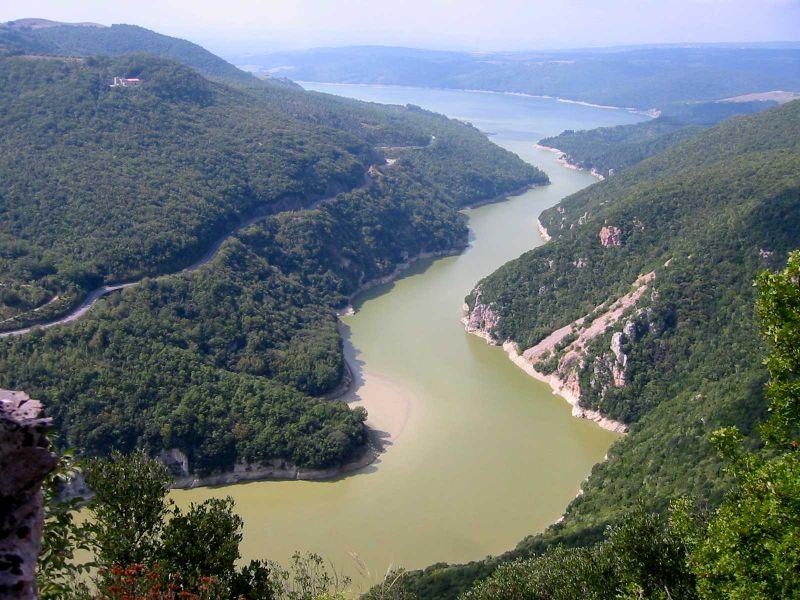 Contaminazione da mercurio dei fiumi Tevere e Paglia