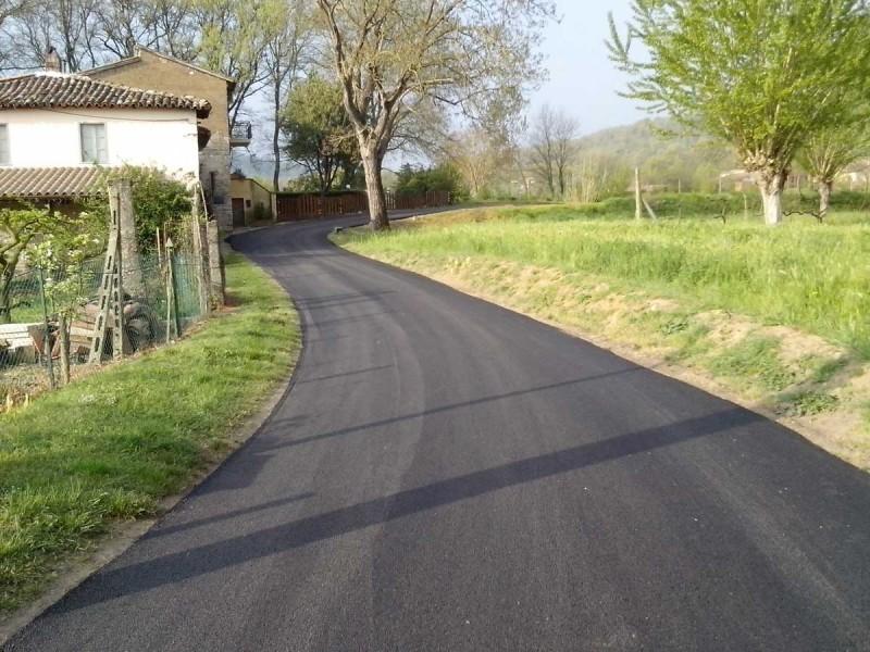 Opere pubbliche, a Pian di San Martino completati i lavori ...