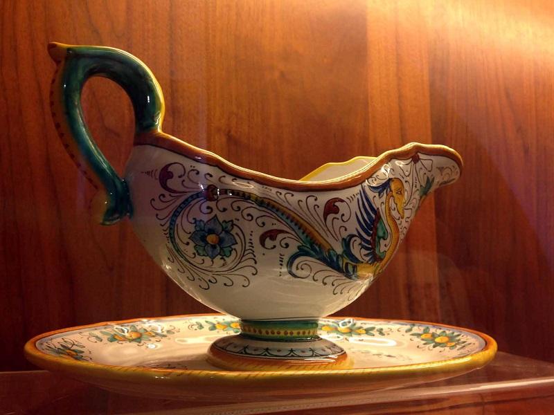 Museo Della Ceramica Di Deruta.Deruta Il Museo Regionale Della Ceramica Cambia Volto La