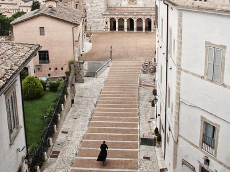Umbria, sempre più sul set con cinema e televisione