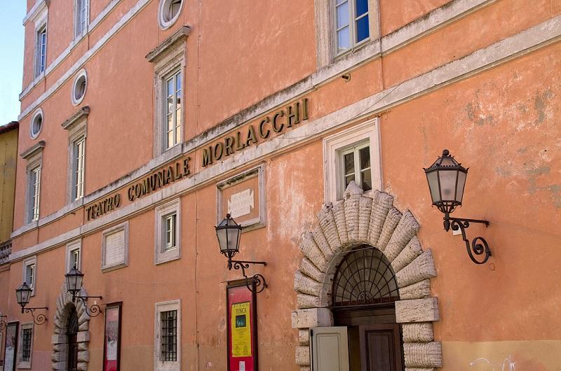 Il direttore del Teatro Stabile dell'Umbria: