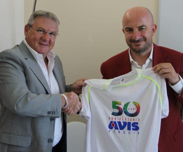 Rinnovato il legame di solidarietà tra Avis Perugia e Nestlé