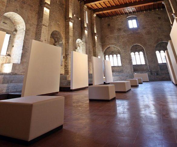 Todi: la rinnovata Sala delle Pietre ha riaperto al pubblico