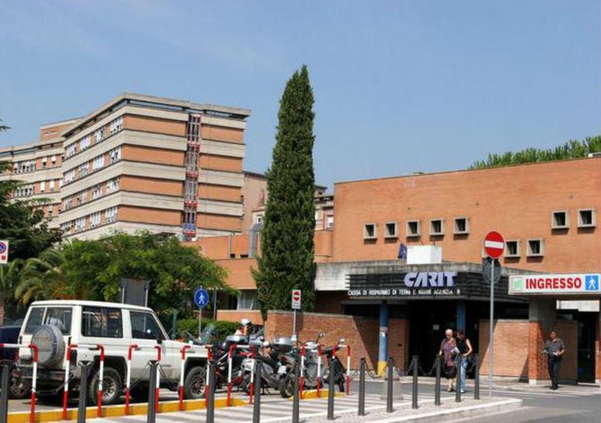 Riprese le operazioni all'ospedale di Terni