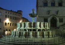 Perugia, prelevati dei campioni d'acqua dalla Fontana Maggiore
