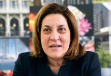 """La Presidente Marini: """"Siamo orgogliosi di Foconi"""""""