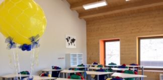 Dalla TotalErg materiale per la scuola di Assisi