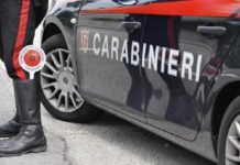 Furto in un garage a Terni: arrestato
