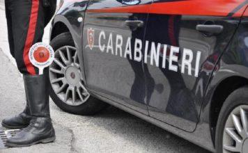 Furto in un garage a Terni: arrestato