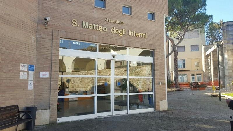 Ospedale di Spoleto, Barberini: