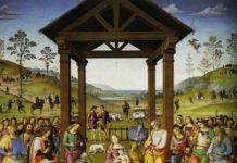 """A Milano l'""""Adorazione dei pastori"""" del Perugino"""