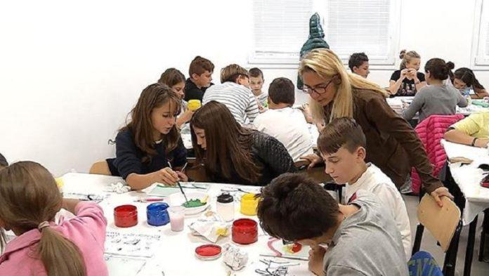 Terremoto: laboratori creativi per gli studenti di Cascia