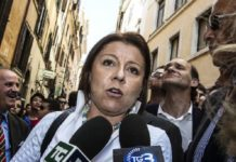 Terremoto: De Micheli in Umbria