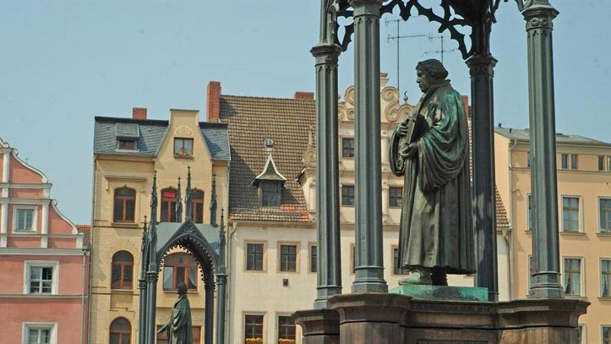 Marini e Bassetti nei luoghi Martin Lutero