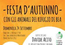 Perugia: il Rifugio di Bea festeggia l'autunno