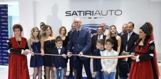 Gualdo Tadino: Satiri Auto si amplia e inaugura una nuova sede Ford