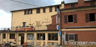 Si abbatte lo storico Hotel Sibilla di Castelluccio