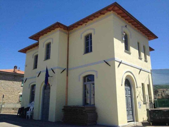 Magione: inaugurazione dell'ex edificio scolastico di San Savino