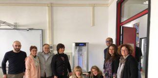 Stampante 3D donata alle scuole superiori di Cascia