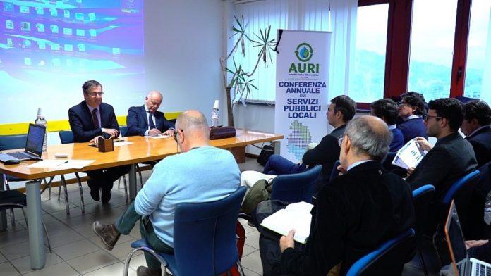Idrico & Rifiuti: conferenza annuale Auri all'insegna della trasparenza