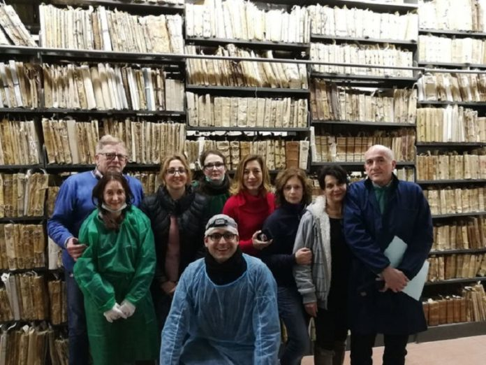 Riordino dell'archivio del Comune di Norcia