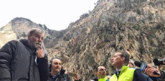 Riapre la Sp 209 della Valnerina che collega Marche e Umbria