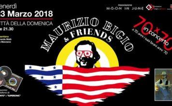 """""""Maurizio Bigio & Friends"""": 70x70 in concerto a Perugia"""