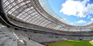 Da un'azienda Narni la copertura dello stadio di Mosca