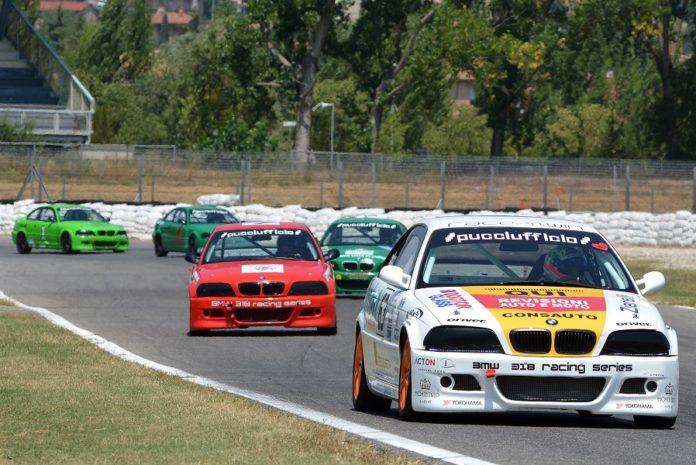 BMW Racign Series a Magione, ecco tutti i risultati