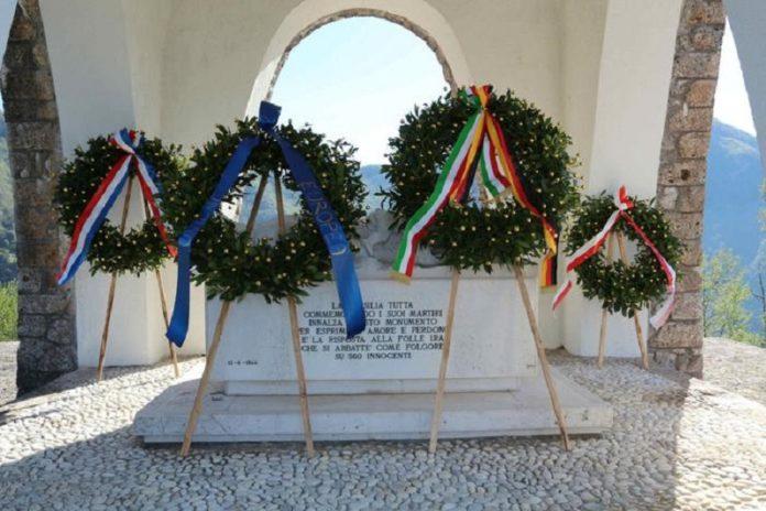 Barberini ricorda la strage di Stazzema: