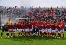 Il Perugia Calcio si presenta ai tifosi: su i veli