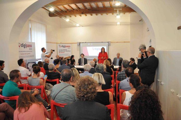 Inaugurato il Digipass-Assisi, Marini:
