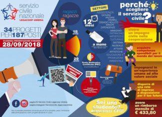 Servizio civile: i progetti di Legacoop Umbria
