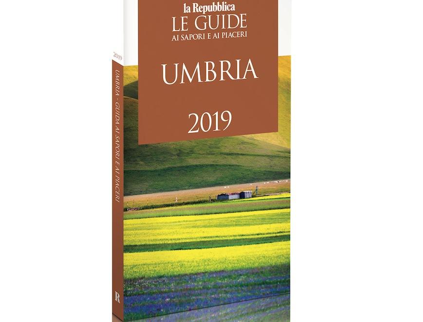 Risultati immagini per Guida ai Sapori e ai Piaceri dell'Umbria 2019